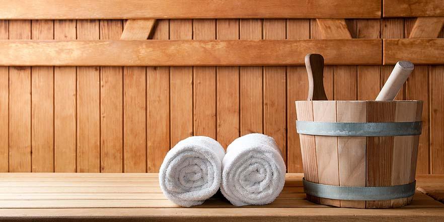 Sauna por infrarrojos para cuidar la piel
