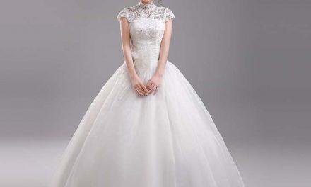 Las tendencias más actuales en vestidos de novia