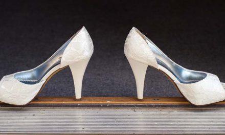 Cómo elegir el calzado para tu boda