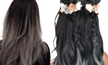 Charcoal hair, el color que te enamorará