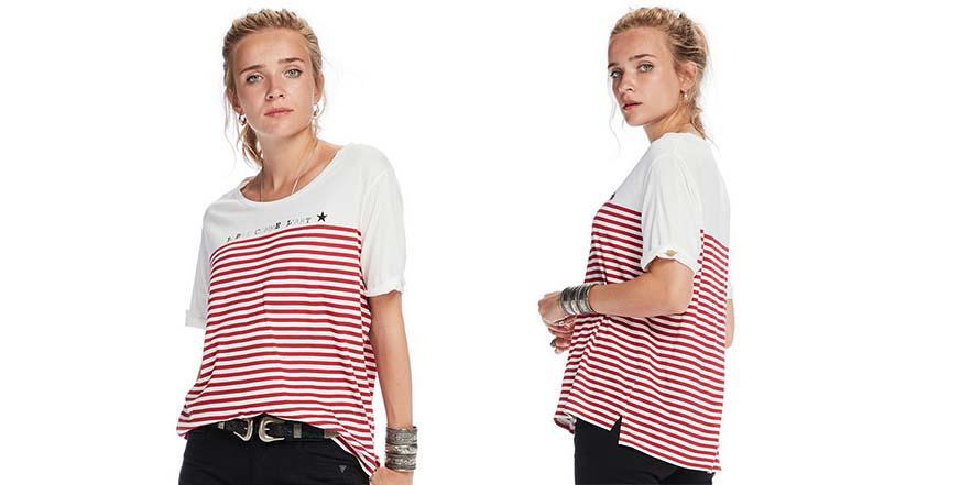 camiseta rebajas verano 2017 Buylevard