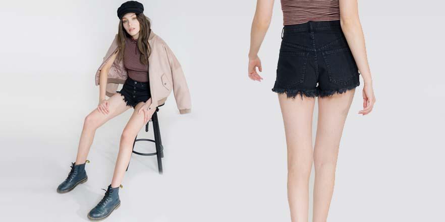 shorts rebajas verano 2017 double agent