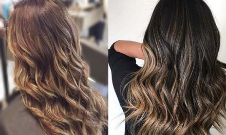 Vuelve la técnica foilyage para tu cabello