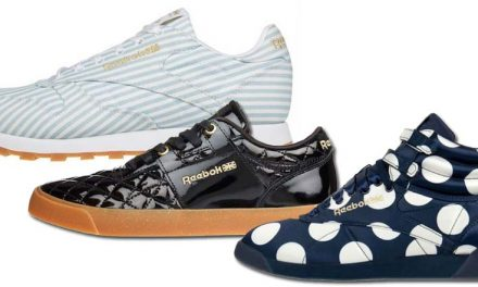 Asos y Reebok presentan su nueva colección de zapatillas