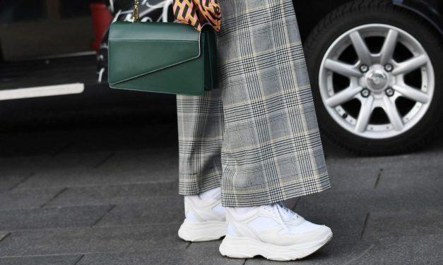 Este verano apuesta por las zapatillas blancas