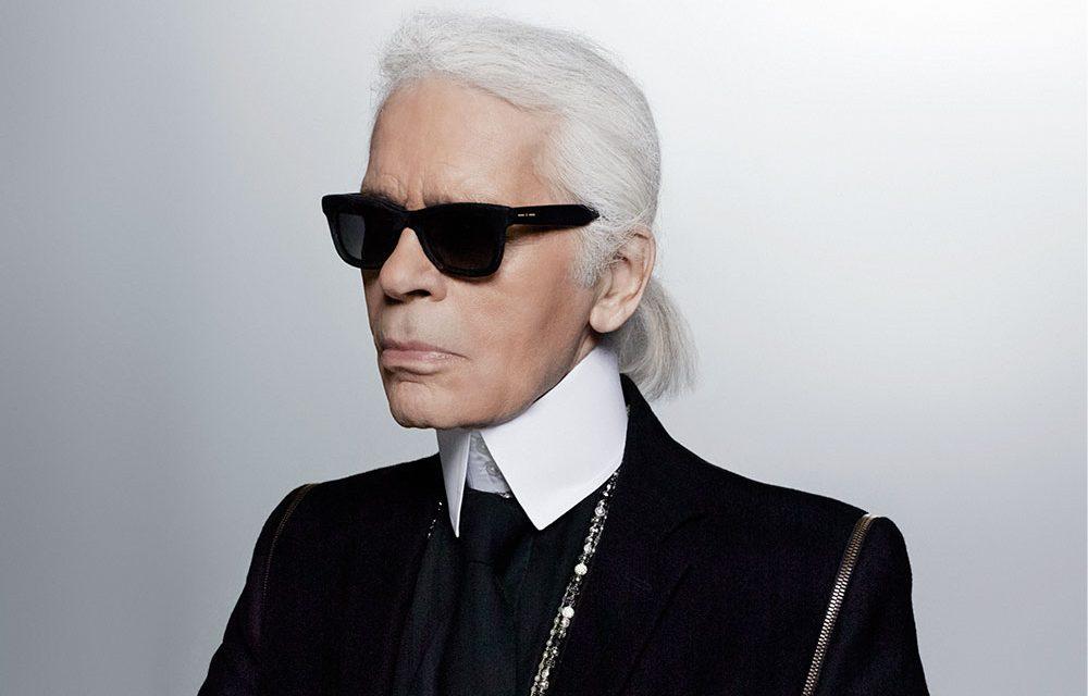 Karl Lagerfeld: El Kaiser de gafas oscuras