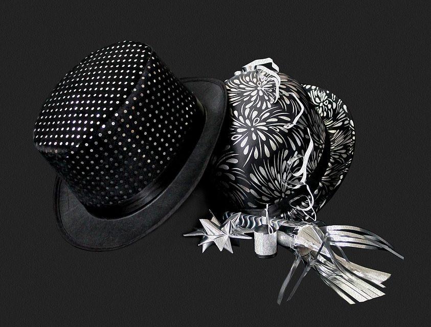 La elegancia del color negro: el color sin color