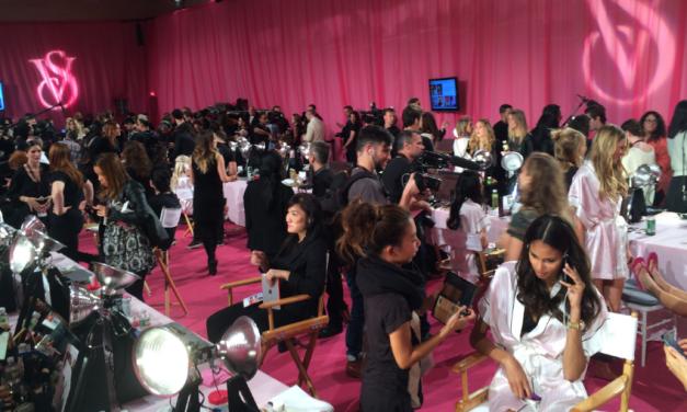 Victoria's Secret… ¡Y su primera colaboración artística!