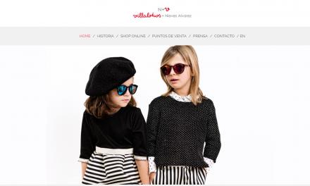Villalobos y Nieves Álvarez (N+V): una firma de ropa infantil