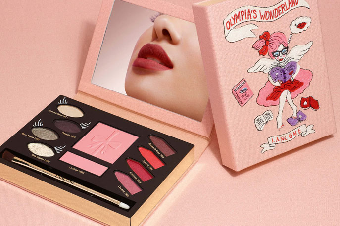 Olympia's Wonderland: la colección de Olympia Le-Tan para Lancôme