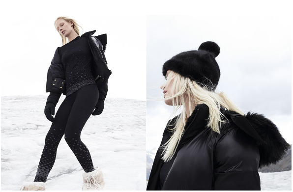 La nueva línea de esquí de Oysho... ¡Para prepararte para el invierno!