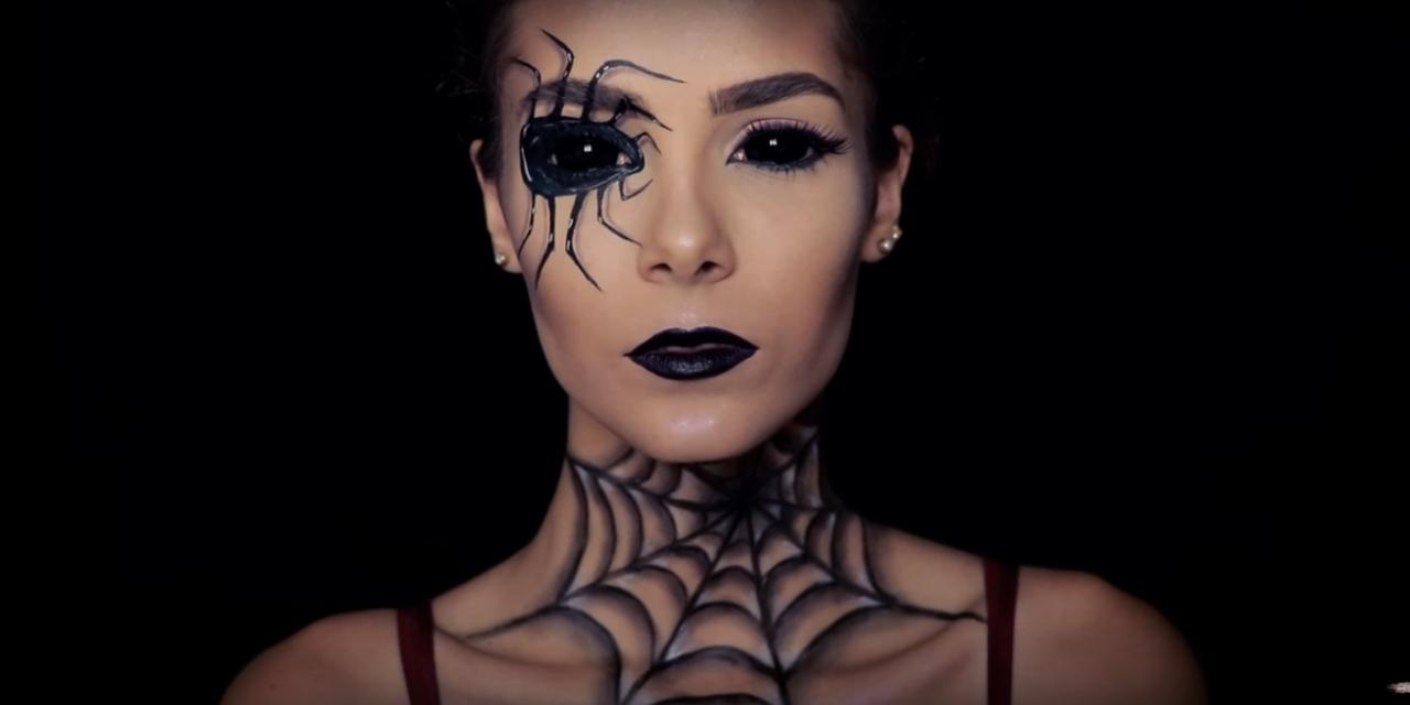 8 escalofriantes disfraces de Halloween con lentillas de contacto