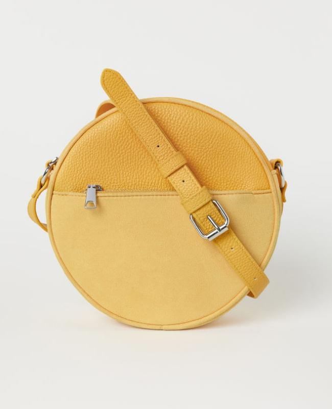Bolso redondo de H&M