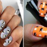 9 diseños de nail art para Halloween