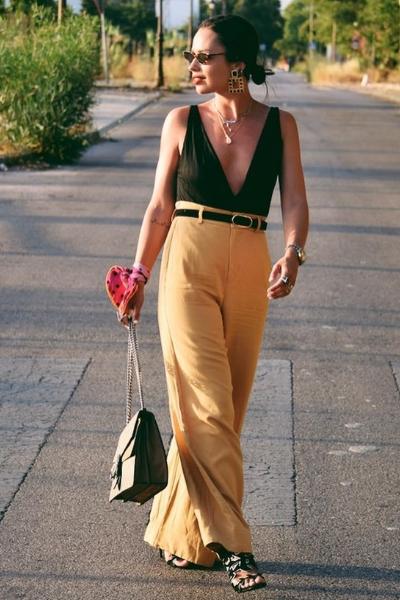 street style londres look de paula gorriarán