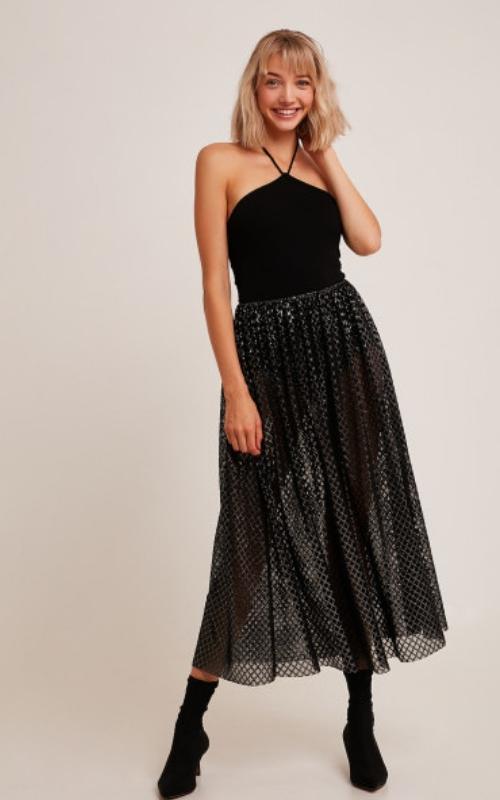 vestido Bella de subdued