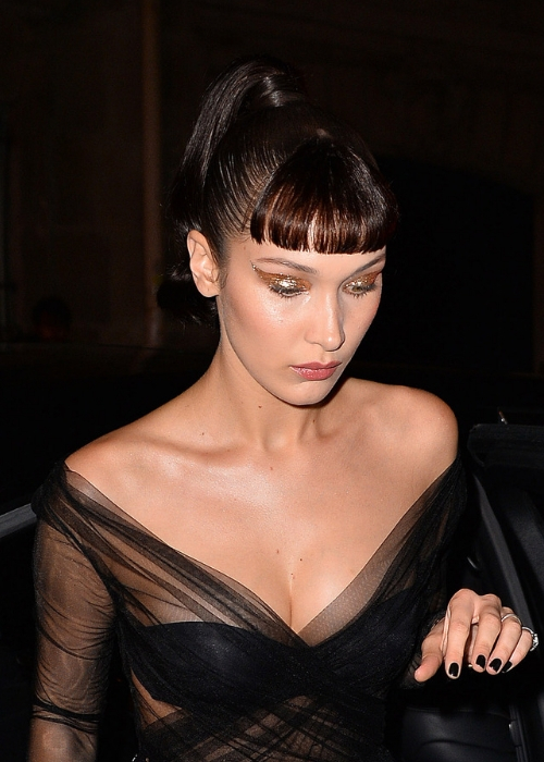 bella hadid looks