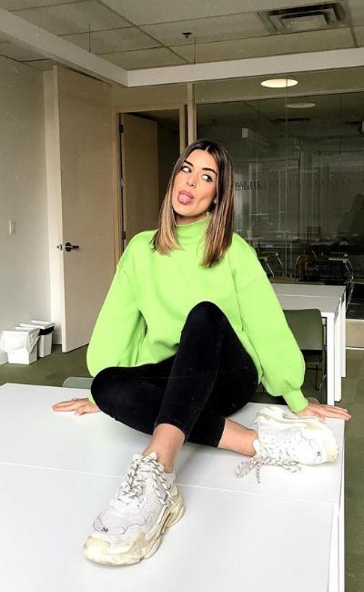 look dulceida 2019
