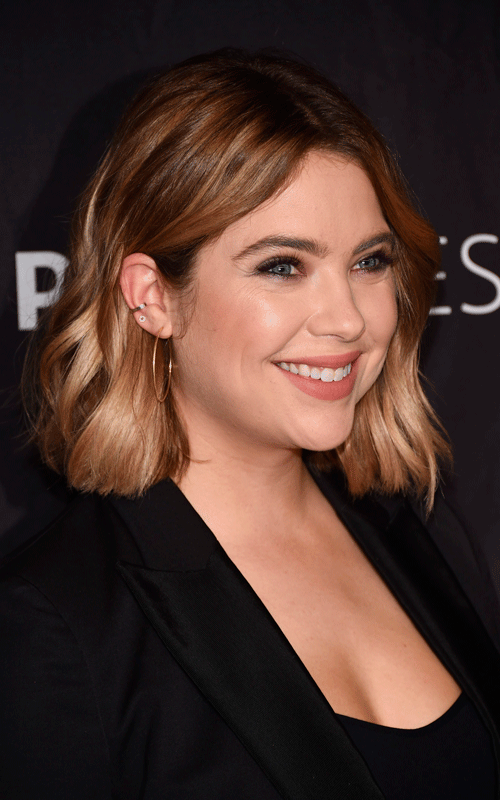 ashley benson corte bob