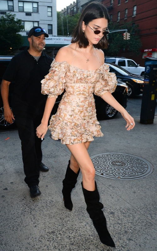 vestido kendall jenner