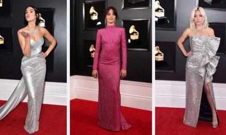 Los mejores vestidos de los Grammy 2019