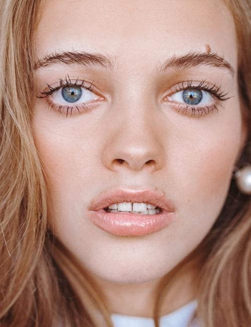 labios con gloss
