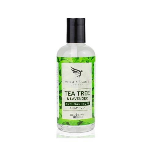 champú árbol de té Moksha