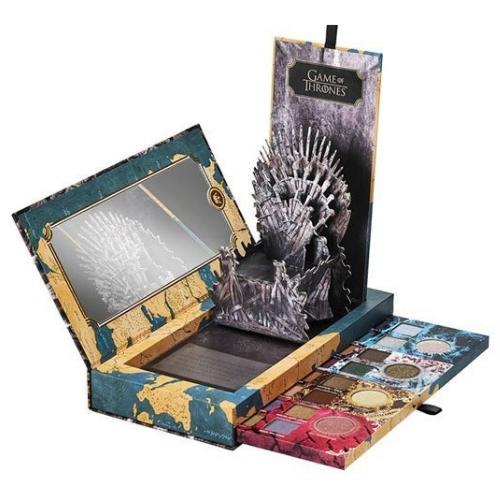 paleta de sombras juego de tronos