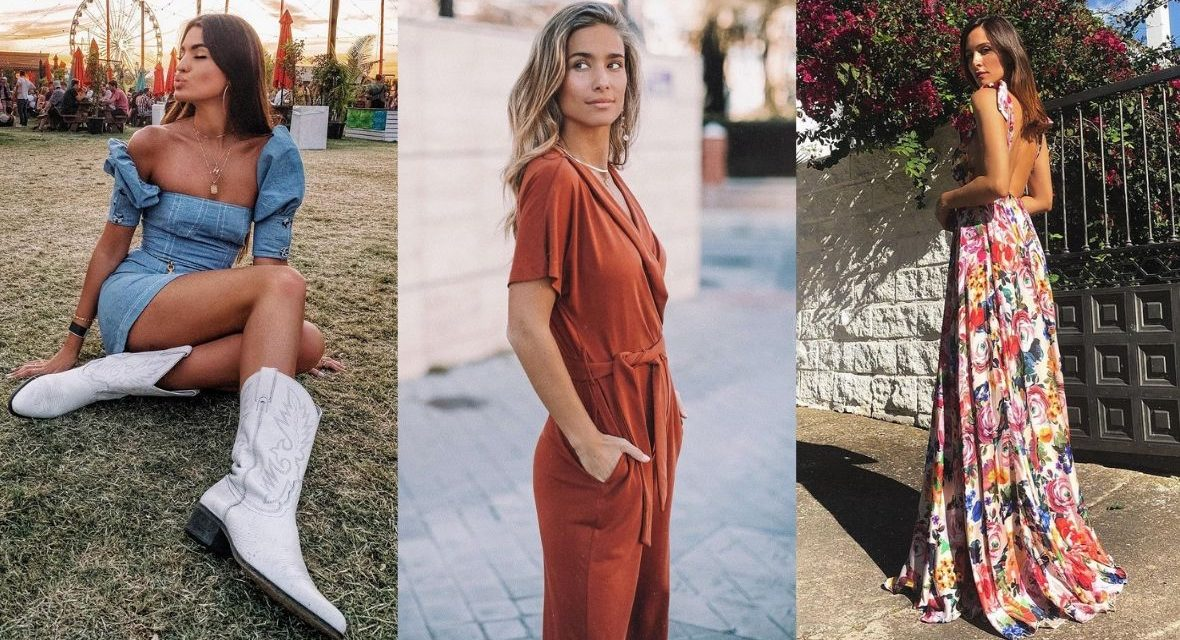 Los looks de las influencers que te inspirarán para este verano 2019