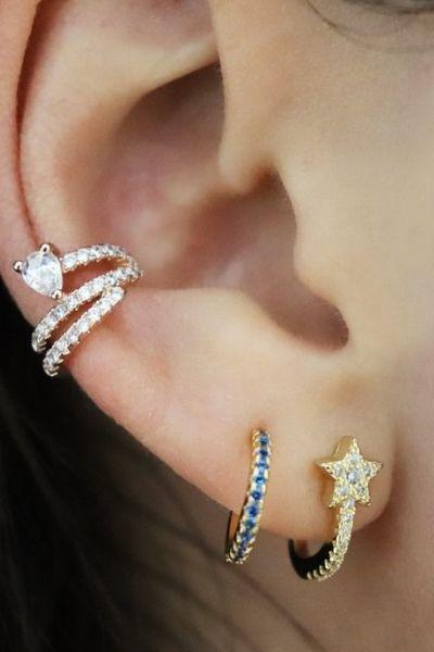 piercings de moda andromeda joyería