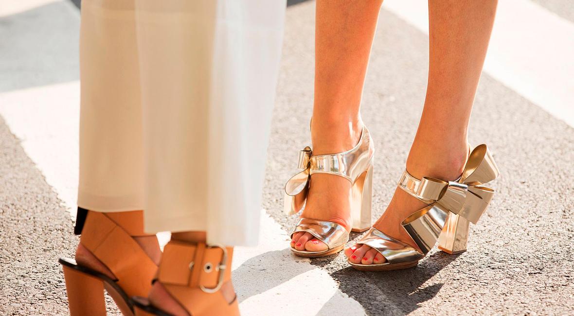 tendencias de calzado