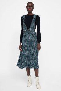 vestidos de tweed
