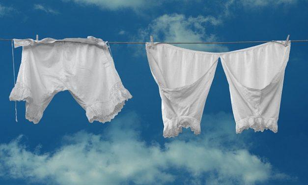 5 trucos para blanquear la ropa