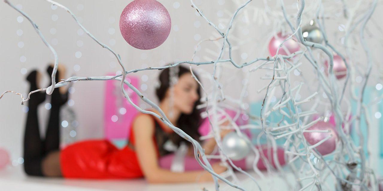 ¡Cuenta atrás! Empieza a pensar en tus looks para navidad