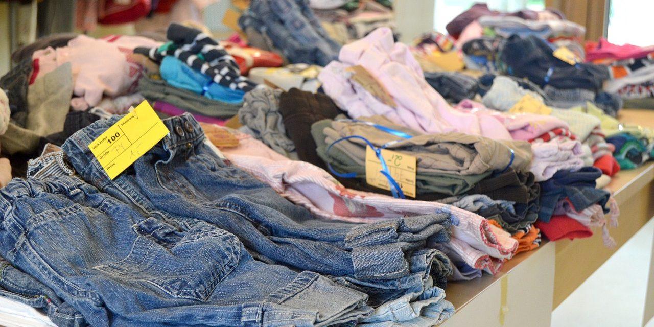 Vende ropa usada: te contamos cómo