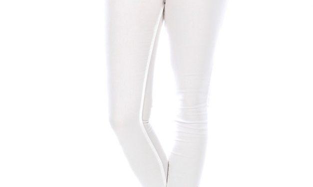 Cómo combinar pantalones blancos y estar siempre perfecta