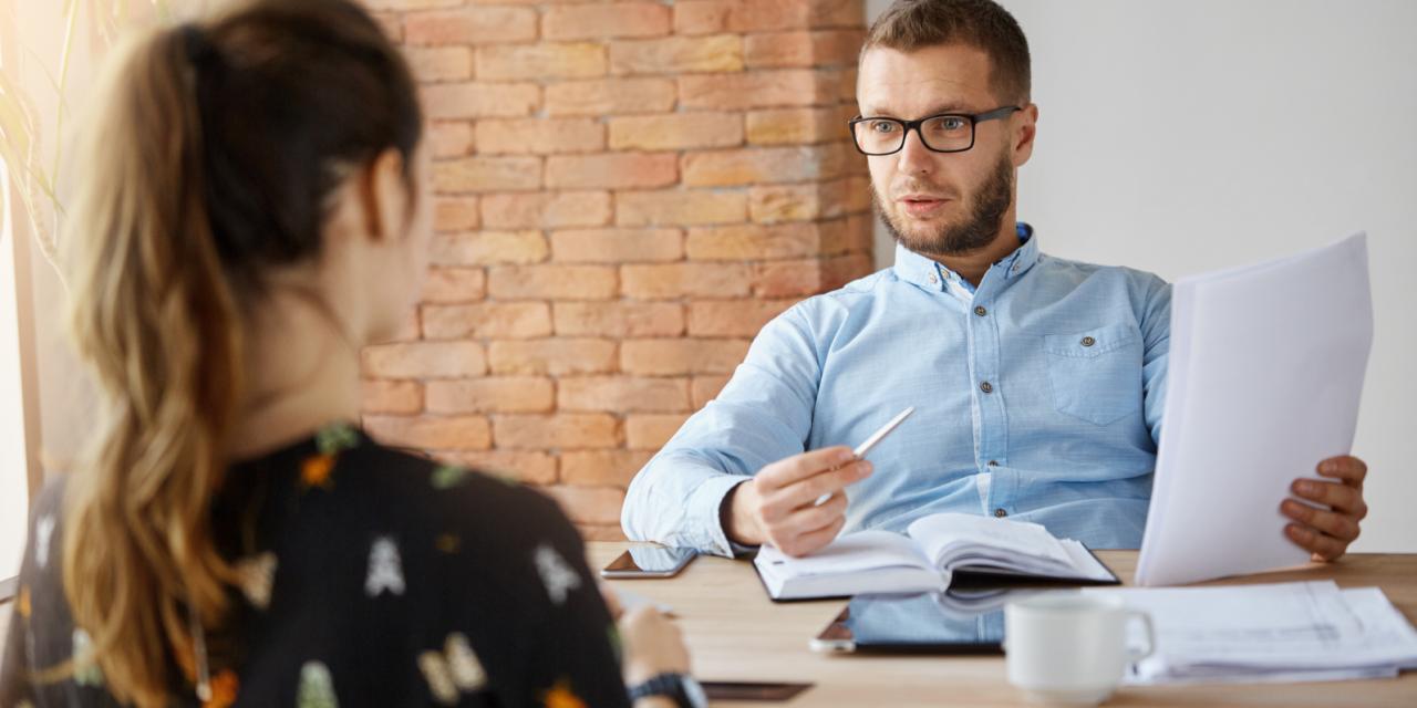 Cómo elegir ropa para ir a una entrevista de trabajo
